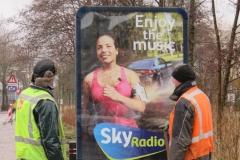 Sky Radio foto abri poster